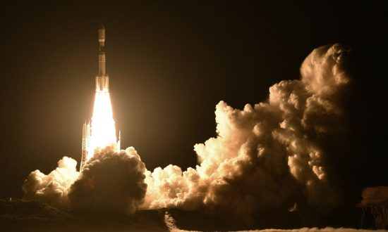 Japanese Supply Ship Heads to Space Station After Delays