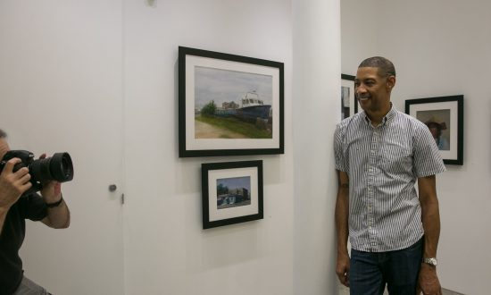 Artist Mario A. Robinson's Love of Real Life
