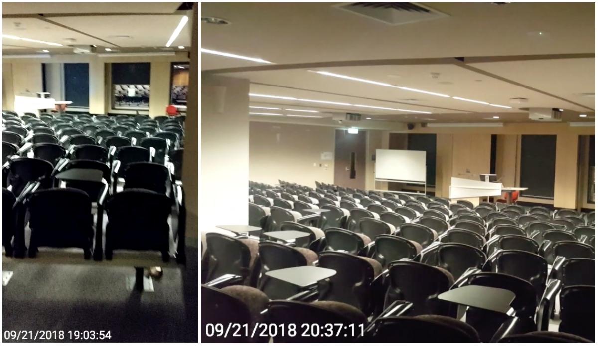 Victoria Uni's Empty Theatres 2