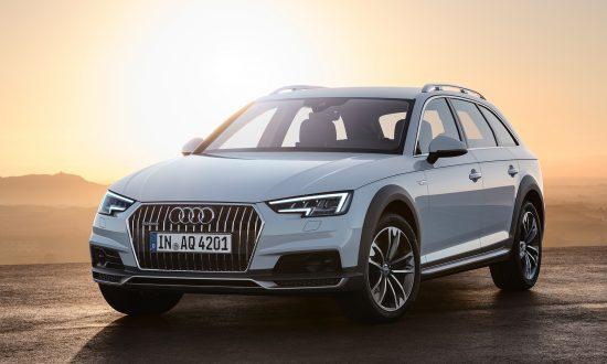 2018 Audi A4 allroad 2.0 TFSI quattro S tronic