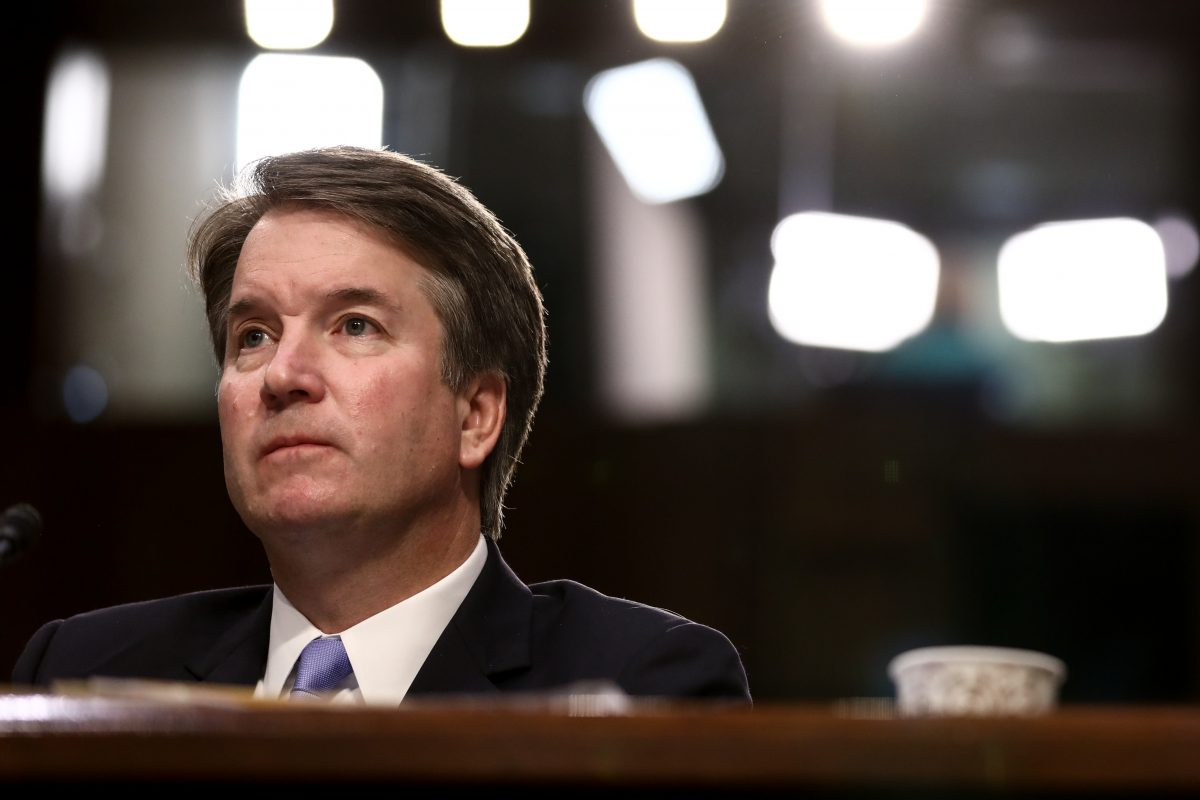 Second Kavanaugh accuser referred to DOJ