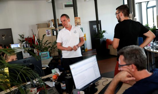 Gloom Hits Hungary's Largest Independent Newsroom