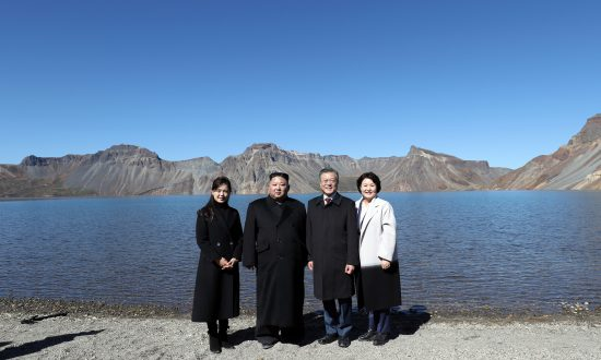 Kim Jong Un Takes Jab at China During Summit With South Korea's Moon