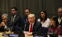 Trump Addresses Drug Crisis While at UN