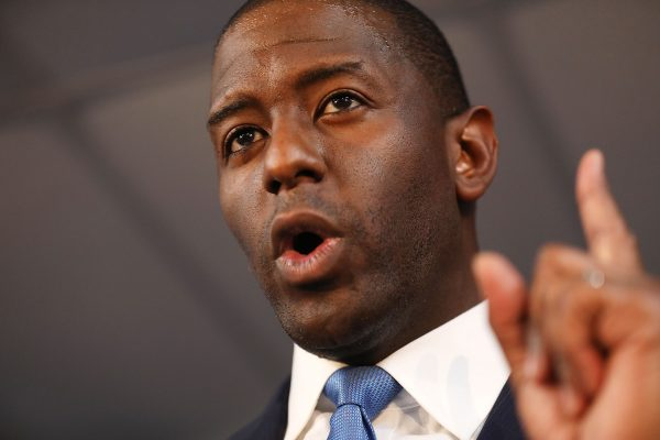 Andrew Gillum Wants Ron DeSantis To Show Him Some Respect