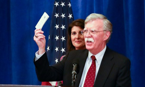 Trump to Defend Nations' Sovereignty in UN Speech, Says Bolton