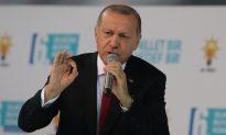 Turkey's Erdogan Vows to Impose Secure Zones East of Euphrates in Syria