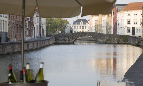 Known for Their Love of Beer, Belgians Increasingly Warm to Wine