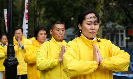 At UN, Falun Dafa Adherents Demand End to 19-Year Persecution