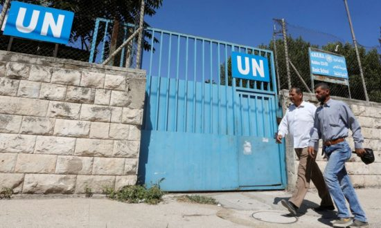 Palestinian Schools, Health Centers at Risk if Funding Gap Not Plugged: UNRWA