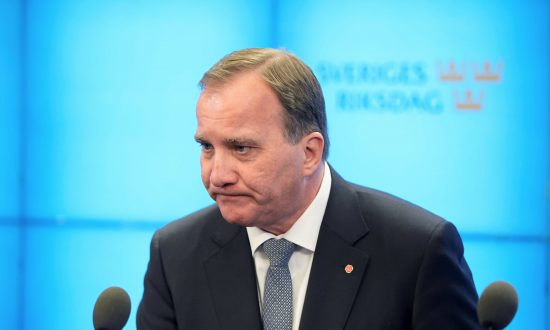 Swedish Prime Minister Lofven Ousted After Losing Confidence Vote; New Government Unclear