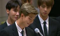 K-pop Band 'BTS' Speaks at UN