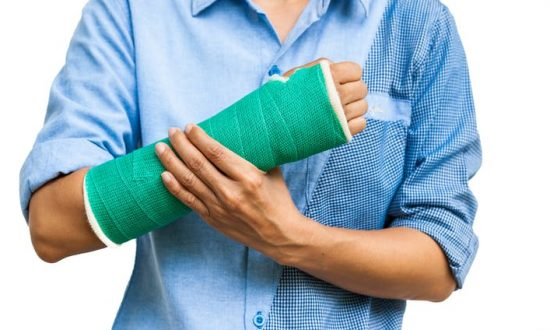 Broke Your Arm? Exercise the Other One to Strengthen It