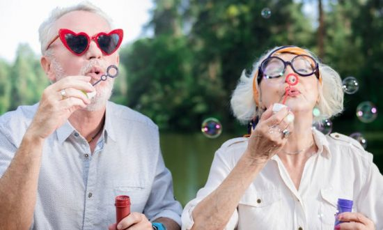 As Life Expectancies Rise, so Are Expectations for Healthy Aging