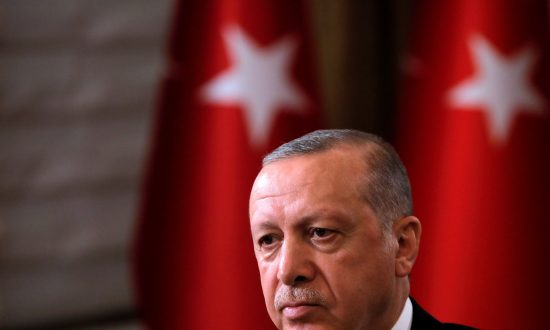 Turkey's Erdogan Says Court Will Decide Fate of Detained US Pastor