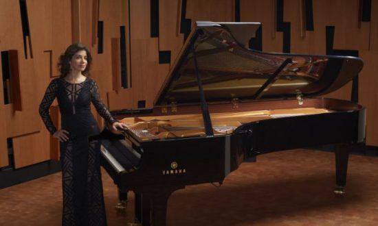 Pianist Inna Faliks Presents a Musical Memoir at Symphony Space