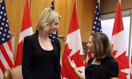 Trump's Canadian Envoy Craft Says US Respects Freeland
