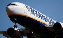 Ryanair Strikes Set to Hit Over 40,000 Passengers Across Europe