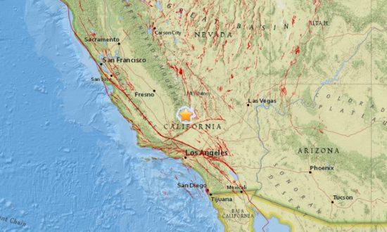 3.2 Magnitude Earthquake Hits Kernville, California: USGS