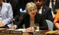 UK Prime Minister May Faces Party Divided by Brexit at Conference