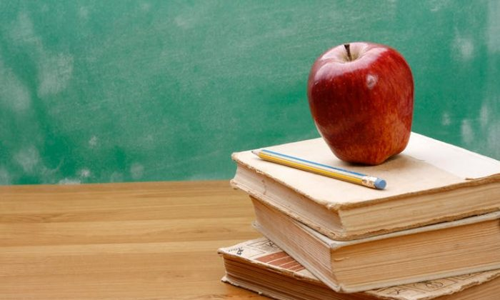 Staying in school improves your chances of a healthy future. (Sheff/Shutterstock)