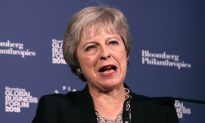 British PM Tells Divided Party: Don't Play Politics With My Brexit Plan