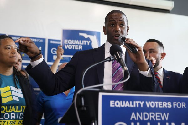 Emails show Federal Bureau of Investigation  agent helped cover 2016 Gillum fundraising event