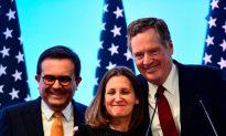US, Canada Make Final Efforts to Save NAFTA