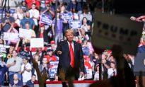 In Photos: Trump Rally in Wheeling, West Va.