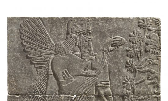 After Dramatic Bidding, 3,000-Year-Old Relief goes to Anonymous Buyer