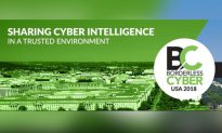 Borderless Cyber Conference 2018 Oct. 3-4 Live Streams