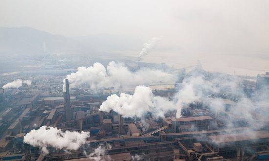 Chinese Regime Loosens Controls on Air Pollution