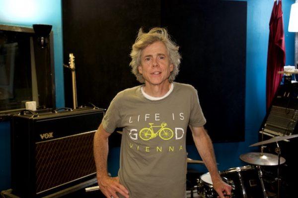 Gene Bowen at Threshold Recording Studios NYC
