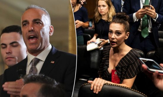 Father of Parkland Shooting Victim Blasts Alyssa Milano's NRA Remarks