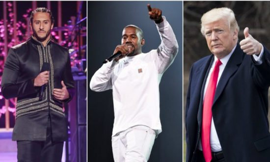 Kanye West Says He Reached Out to Colin Kaepernick for Trump Meeting