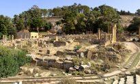Vandalism and Neglect Haunt Libya's Ancient Heritage Sites
