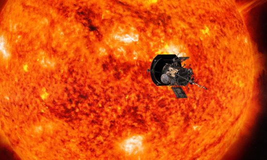 NASA's Parker Solar Probe Swinging by Venus on Way to Sun