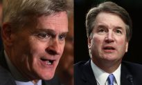 Senator Bill Cassidy Suggests Criminal Referral for Third Kavanaugh Accuser