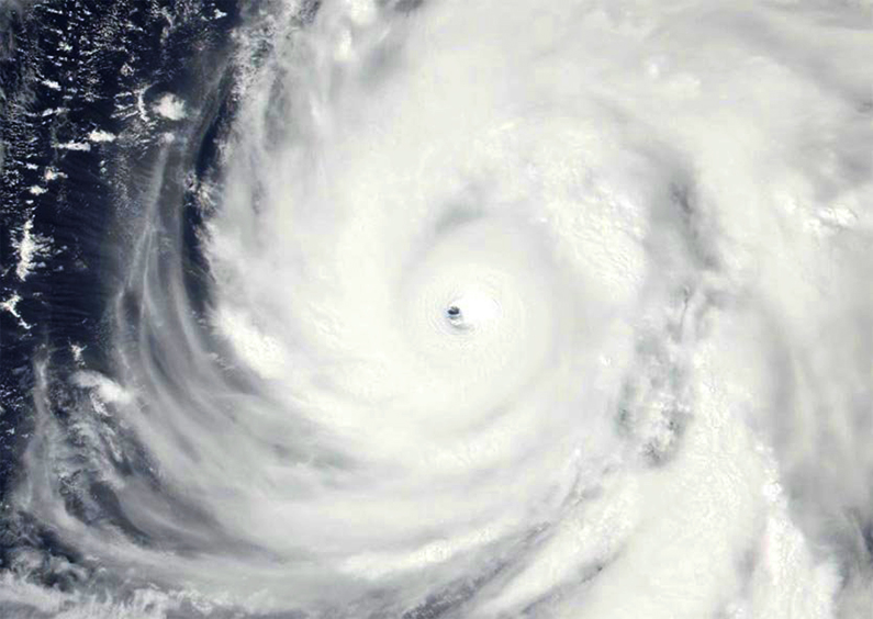 Typhoon Kong-rey heads toward Japan and South Korea