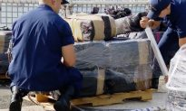 U.S. Coast Guard Seizes 11 Tons of Cocaine in International Waters