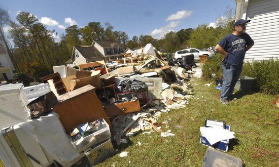 Hurricane Florence, Rising Mortgage Rates Hurt US Homebuilding