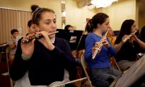 Nonprofit 'InterSchool Orchestras' Cultivating the Next Generation of Musicians
