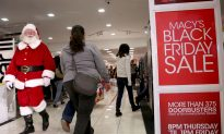 U.S. Retailer Group Sees 2018 Holiday Sales up More Than 4 Percent