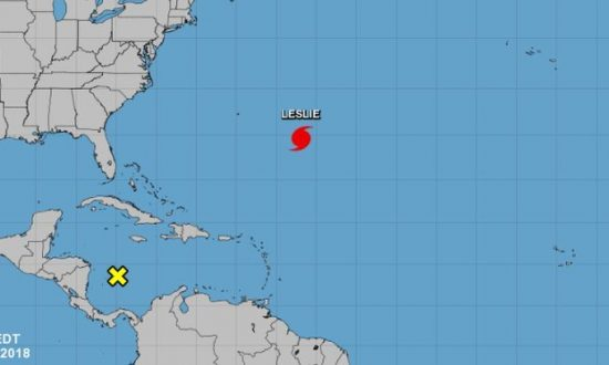 Hurricane Leslie, Hurricane Sergio: Latest Updates on Path of Storms