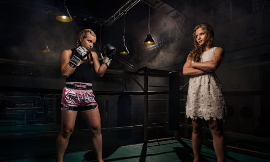 Bullies Push Girl to Become Kick Boxing Superstar
