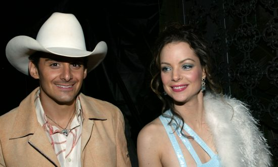 Brad Paisley and wife Kimberly attend the post Grammy William Morris party  in Hollywood on Feb 9743fbe9e0f