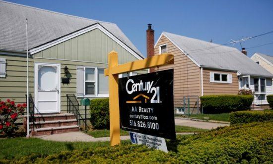 US 30-year Mortgage Rates Edge Down: Freddie Mac