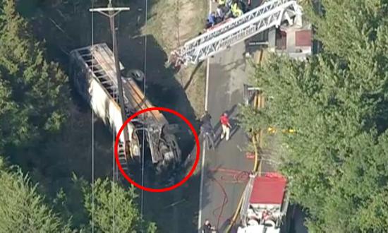 Student Dies in Texas School Bus Crash
