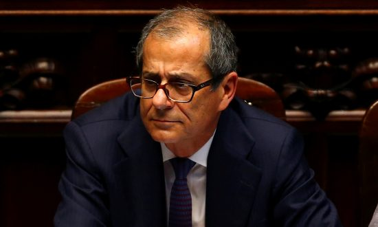 Italy Dismisses Concern the EU Will Reject Its Budget Plan