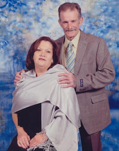 Former Pershing Center residents, Al and Vicki Lea